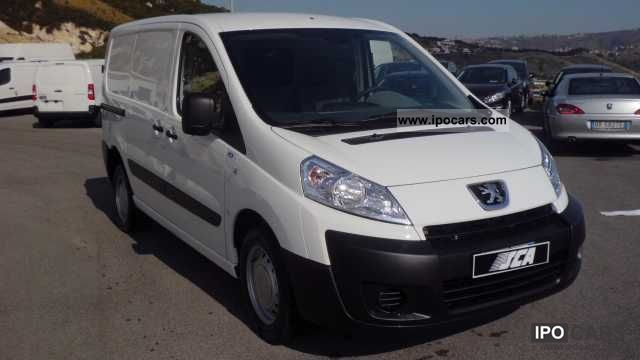 2011 Peugeot  nuovo expert hdi 120 fl Other Used vehicle photo