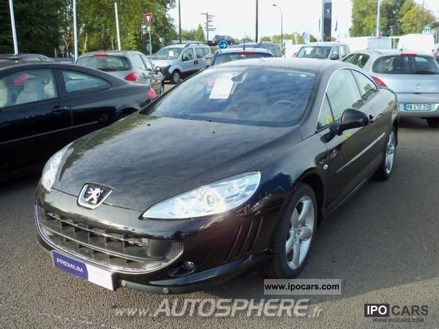 2011 peugeot 407 coupe 2 0 hdi fap 163ch navteq car photo and specs. Black Bedroom Furniture Sets. Home Design Ideas