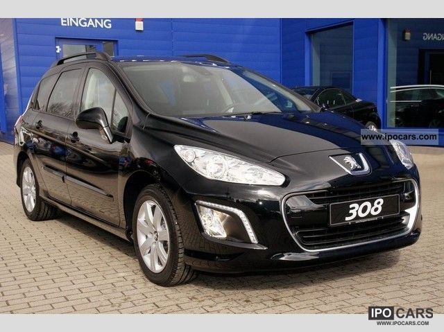 2012 peugeot 155 thp 308 sw active car photo and specs. Black Bedroom Furniture Sets. Home Design Ideas