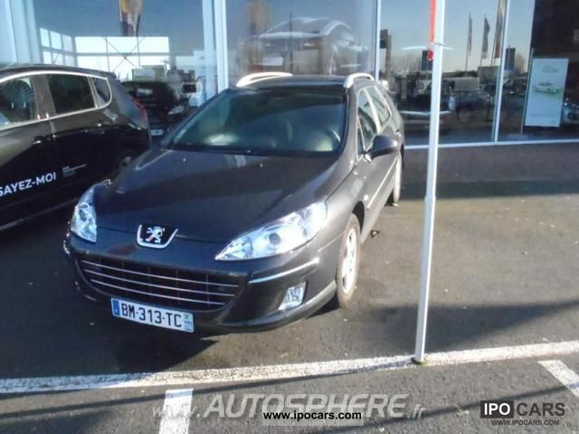 2011 Peugeot  407 SW 2.0 HDi Pack Limited Estate Car Used vehicle photo
