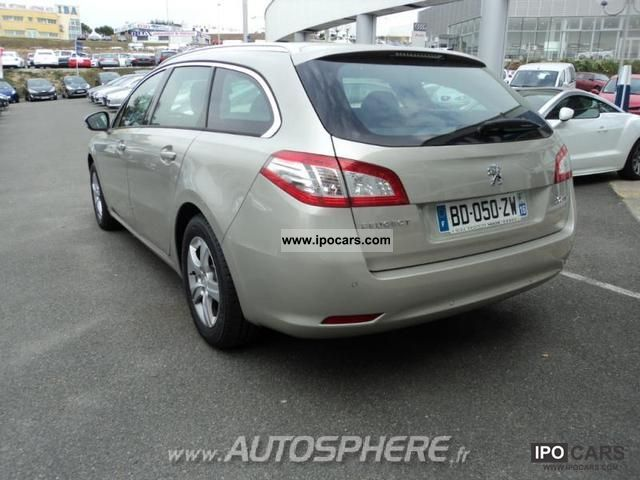 2010 peugeot 508 sw hdi fap 1 6 e active bmp6 car photo and specs. Black Bedroom Furniture Sets. Home Design Ideas