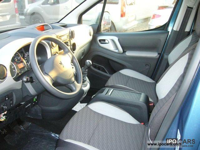 2012 Peugeot Partner Tepee Outdoor Vti 120 Climate Pdc