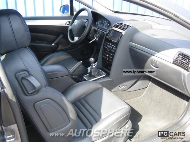 2009 Peugeot 407 Coupe 2.0 HDi FAP 163ch FÃ © line Sports car/Coupe ...