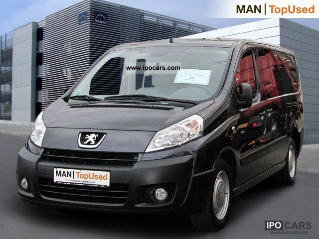 2010 peugeot expert tepee combi i 5sitzer car photo and specs. Black Bedroom Furniture Sets. Home Design Ideas
