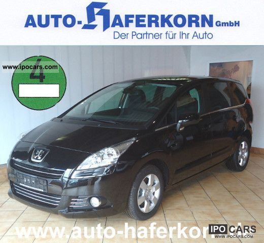 2011 peugeot 5008 2 0 hdi 150 premium car photo and specs. Black Bedroom Furniture Sets. Home Design Ideas