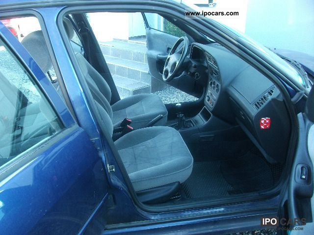 2002 Peugeot 306 Checkbook Air Conditioning Central Car Photo And Specs