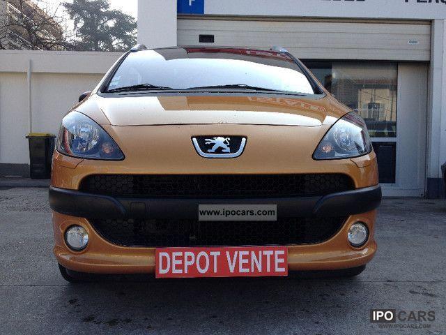 2008 Peugeot  1007 1.6e 16v 110ch Sporty 2-Tronic Van / Minibus Used vehicle photo