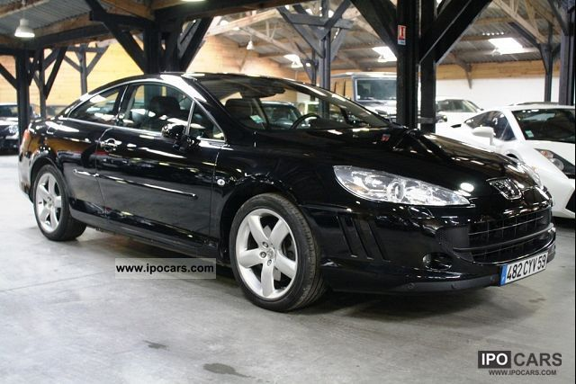 2008 peugeot 407 2 0 automatic related infomation specifications weili automotive network. Black Bedroom Furniture Sets. Home Design Ideas