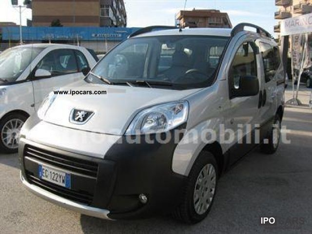 2011 peugeot bipper tepee 1 3 hdi 75 fap s s outdoor. Black Bedroom Furniture Sets. Home Design Ideas