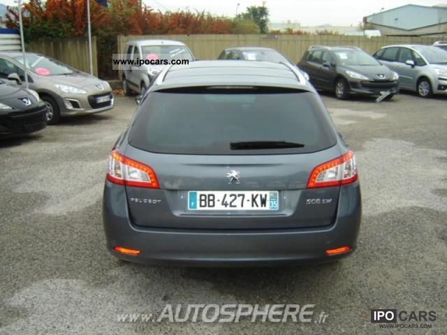 2010 peugeot 508 sw 2 0 hdi fap 140 related infomation. Black Bedroom Furniture Sets. Home Design Ideas
