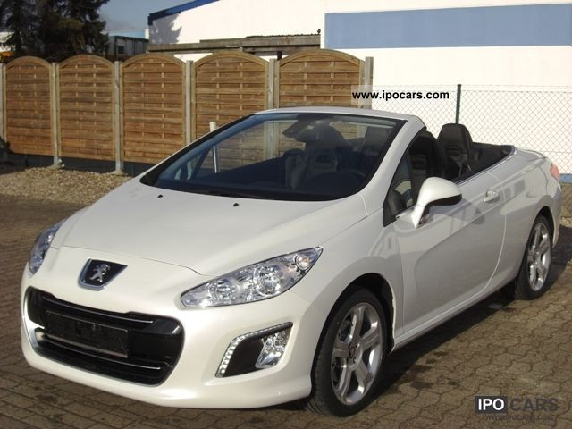 2011 peugeot 308 cc thp 155 auto allure car photo and specs. Black Bedroom Furniture Sets. Home Design Ideas