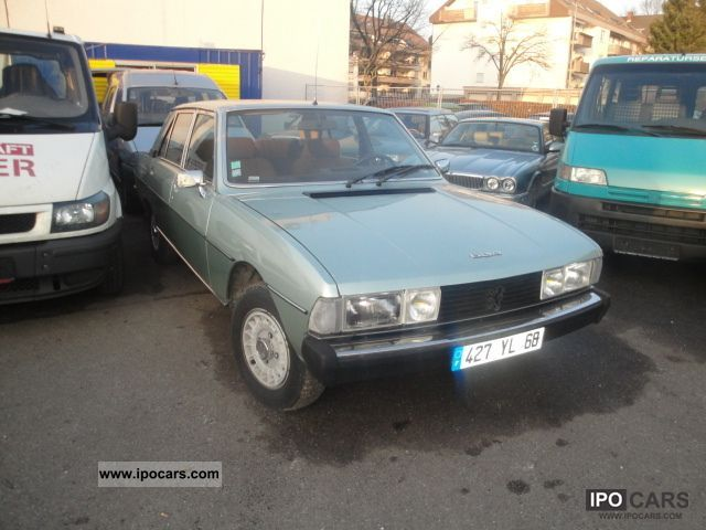 Peugeot  604 1976 Vintage, Classic and Old Cars photo