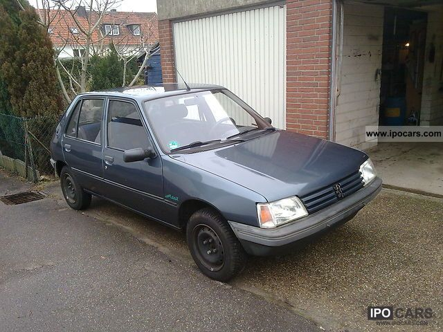 1994 Peugeot  205 New Look Small Car Used vehicle photo