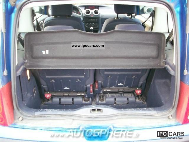 2005 peugeot 1007 1 4 hdi sporty car photo and specs. Black Bedroom Furniture Sets. Home Design Ideas