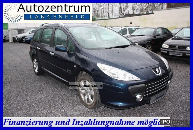 2007 peugeot 307 sw hdi fap 110 panoramic oxygo alu air car photo and specs. Black Bedroom Furniture Sets. Home Design Ideas
