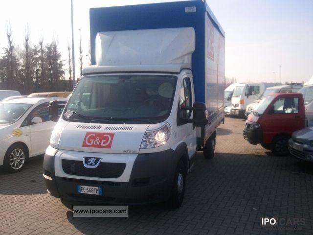 2010 Peugeot  Boxer HDi 335 L3 Off-road Vehicle/Pickup Truck Used vehicle photo