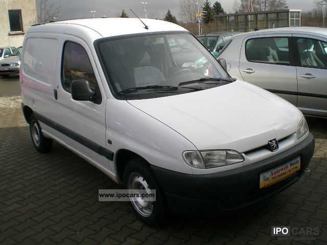 1997 peugeot partner 170 c conductor flap - car photo and specs