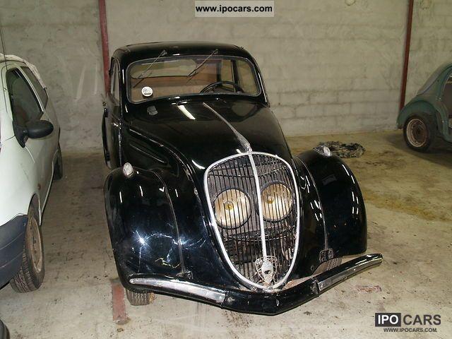 1939 Peugeot  202 1939 Limousine Used vehicle photo