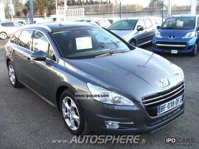 2010 peugeot 508 sw 2 0 hdi fap 163 related infomation specifications weili automotive network. Black Bedroom Furniture Sets. Home Design Ideas