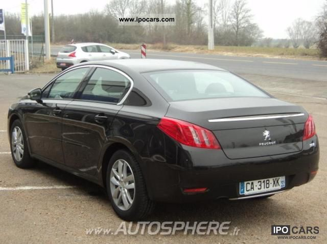 2012 peugeot 508 2 0 business pack fap hdi140 car photo. Black Bedroom Furniture Sets. Home Design Ideas