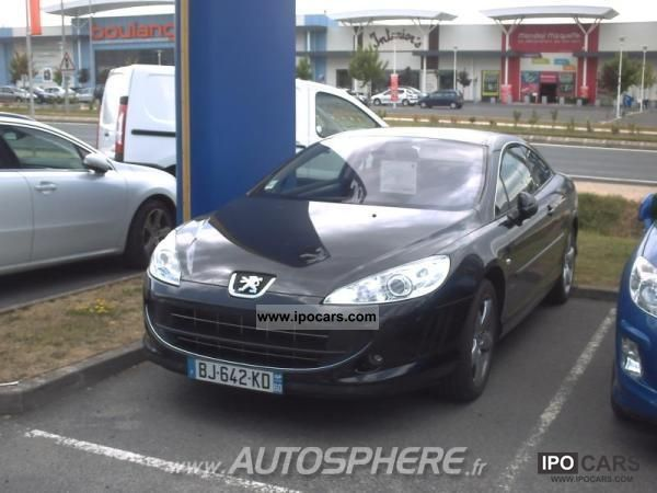 2011 peugeot 407 coupe 3 0 v6 hdi navteq car photo and specs. Black Bedroom Furniture Sets. Home Design Ideas