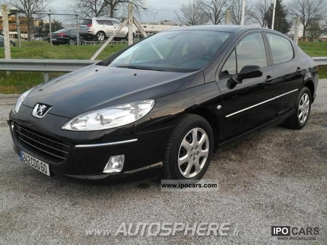 2008 peugeot 407 2 0 hdi136 navteq fap car photo and specs. Black Bedroom Furniture Sets. Home Design Ideas
