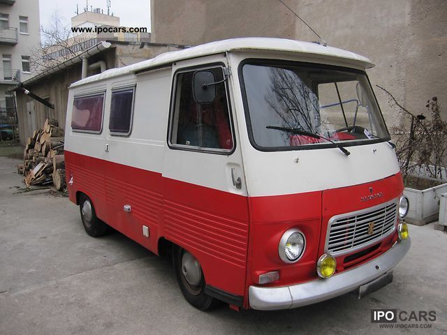 1975 Peugeot  j7 weinberg Van / Minibus Used vehicle photo