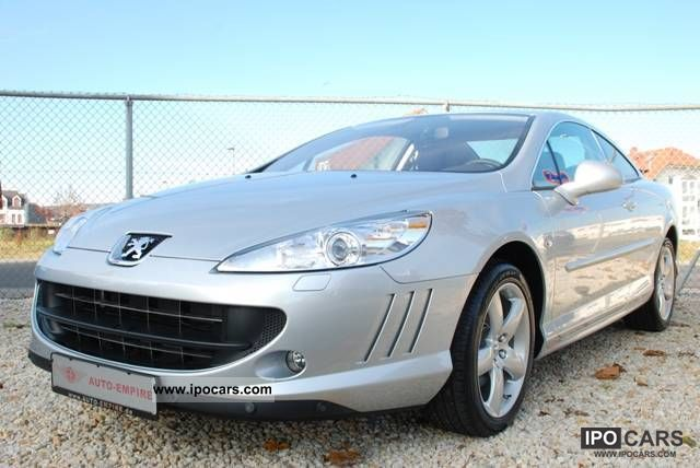 2010 peugeot 407 coupe 2 0 hdi 165 fap sport navi xenon leather car photo and specs. Black Bedroom Furniture Sets. Home Design Ideas