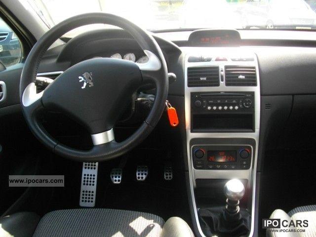 2008 Peugeot 307 Sw 2 0 Hdi 135 Platinum Air Leather Car
