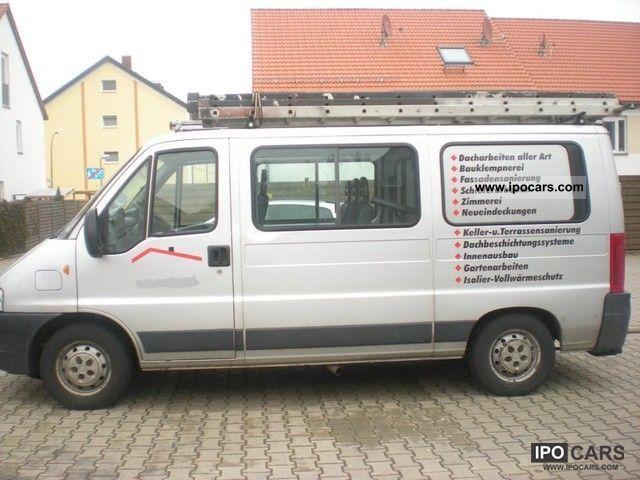 2006 Peugeot  2.2 HDI Z Van / Minibus Used vehicle photo