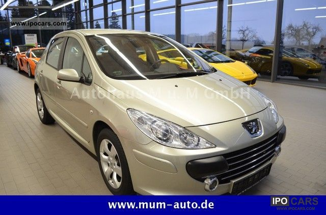 2007 Peugeot  307 110 Automatic Premium orig.16500Km Limousine Used vehicle photo