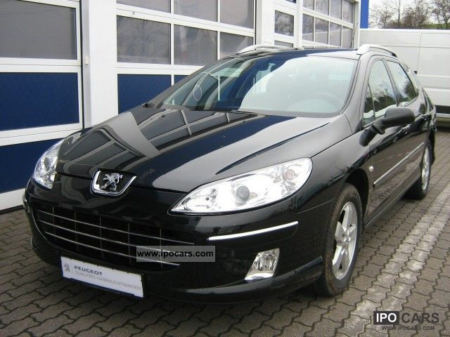 2009 Peugeot  407 SW HDi 140 Business Line Estate Car Used vehicle photo