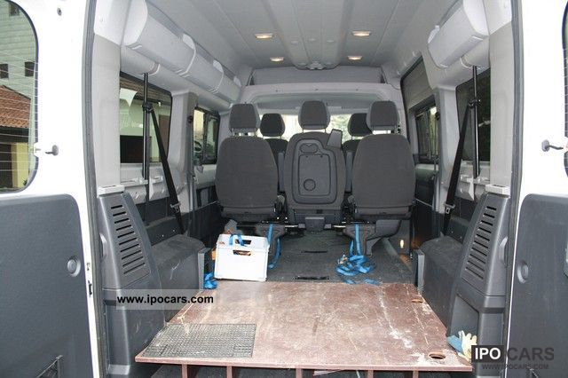 2011 Peugeot Boxer 333 L2h2 Hdi Fap Luxury Car Photo And