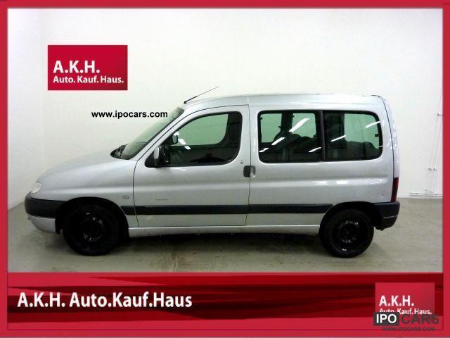 2000 Peugeot  1.8 Partner Quicksilver Estate Car Used vehicle photo