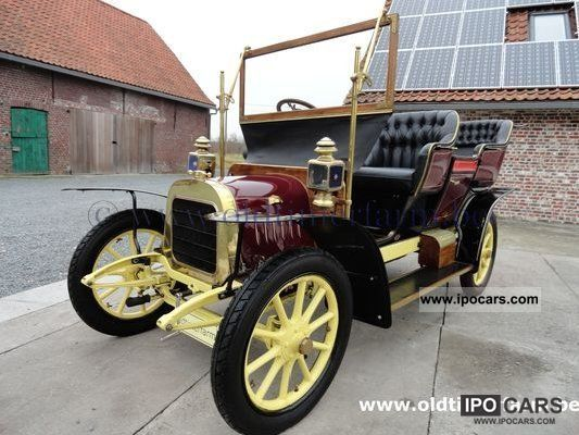 1908 Peugeot  \ Cabrio / roadster Used vehicle photo