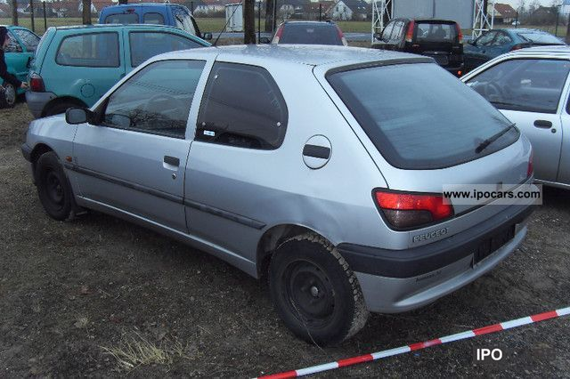 1994 peugeot 306 xn - car photo and specs