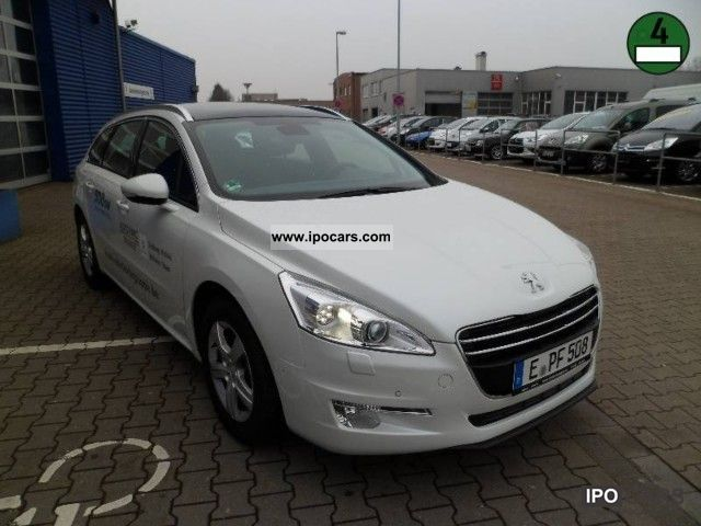 2012 peugeot 508 sw hdi fap 140 active car photo and specs. Black Bedroom Furniture Sets. Home Design Ideas