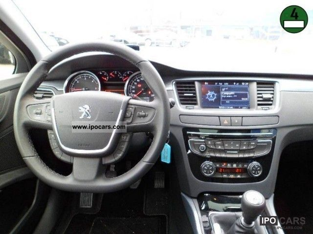 2012 Peugeot 508 Sw Hdi Fap 140 Active Car Photo And Specs