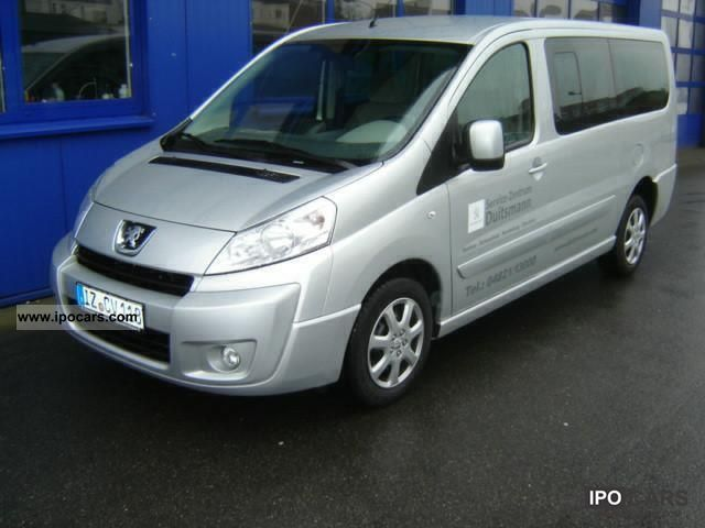 2011 peugeot expert 2 0 hdi l2h1 tendan car photo and specs. Black Bedroom Furniture Sets. Home Design Ideas