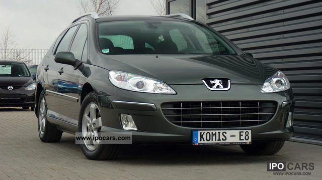 2008 Peugeot  407 SW 1.6 HDI NAVI climate control Estate Car Used vehicle photo