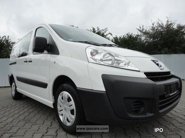 2009 peugeot expert 2 0 hdi 120 fap l2h1 6 speed box euro4 car photo and specs. Black Bedroom Furniture Sets. Home Design Ideas