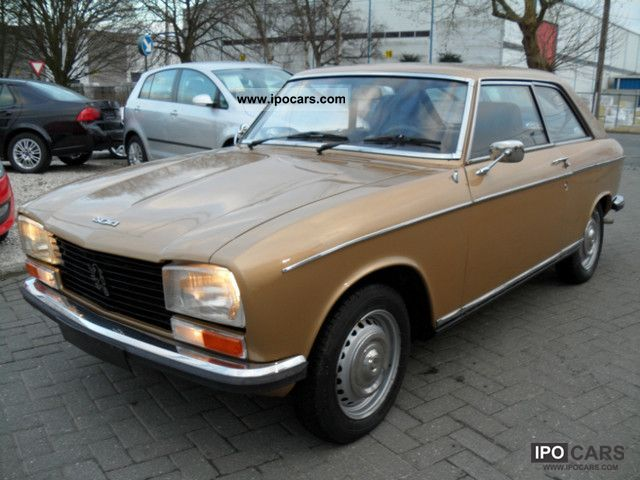 1973 Peugeot  304 coupe S Sports car/Coupe Classic Vehicle photo