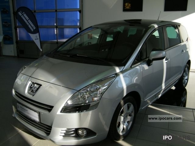 2010 peugeot 5008 business line hdi 150 car photo and specs. Black Bedroom Furniture Sets. Home Design Ideas