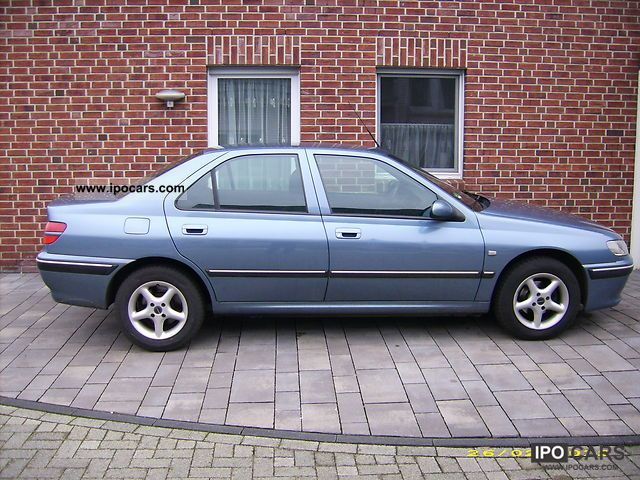 2004 Peugeot 406 Esplanade Car Photo And Specs