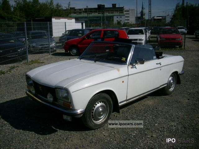 1972 Peugeot  304 Convertible Cabrio / roadster Used vehicle photo