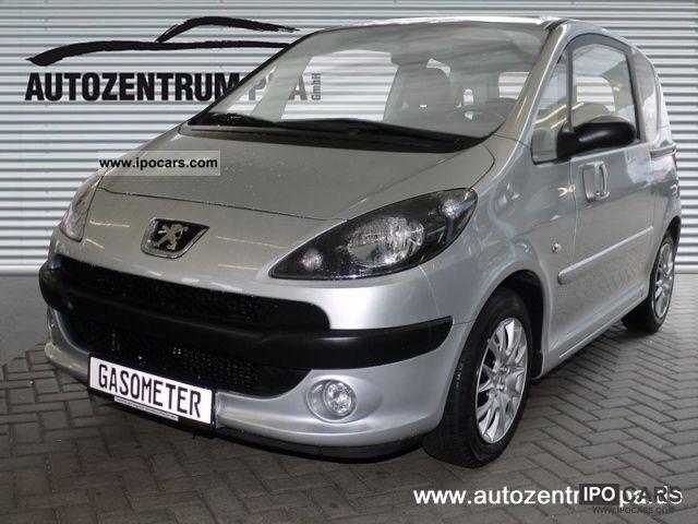 2008 Peugeot  1007 1.6 Sport 110 Limousine Used vehicle photo