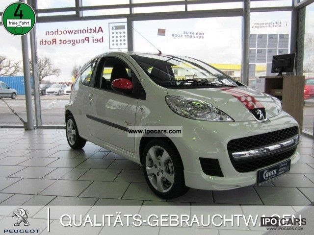 Peugeot  107 Street Racing Cool Climate approval 70 days 2012 Race Cars photo
