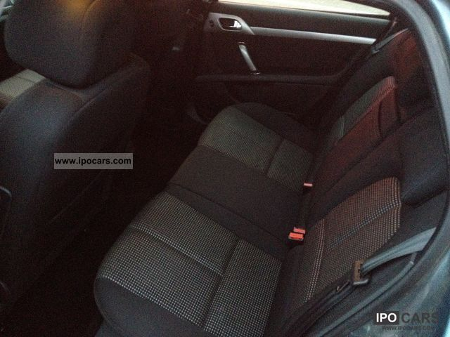 2008 Peugeot 407 SW 1.6 HDI 110 Premium Estate Car Used vehicle photo ...
