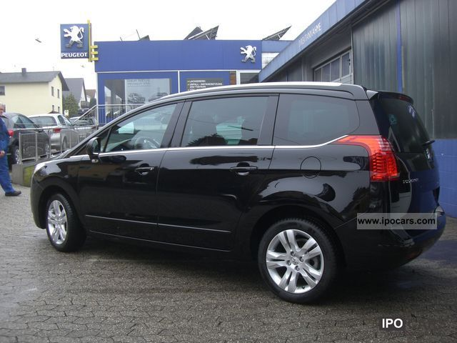 2012 peugeot 5008 hdi fap 150 platinum car photo and specs. Black Bedroom Furniture Sets. Home Design Ideas