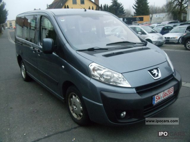 2007 peugeot expert combi l1h1 8 si esplanade car photo and specs. Black Bedroom Furniture Sets. Home Design Ideas